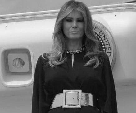 This is why Melania Trump got it right in KSA – لهذا نجحت ميلانيا ترامب في إطلالتها في السعودية