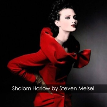 Shalom-Harlow-by-Steven-Meisel