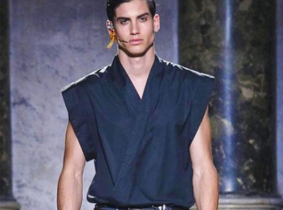 YES to Les Hommes  Samurai shirts – نعم لقمصان الساموراي للرجال من  Les Les Hommes!