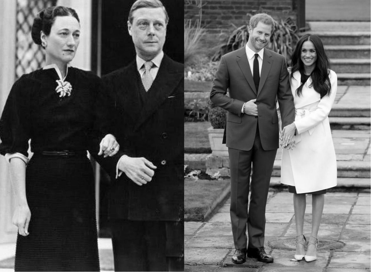 "Is Megan Markle a true style icon or was there another American before her who is worthier of that title and the ""fashion crown""? هل ميغان ماركل أيقونة موضة حقيقية؟ أم هل كان هناك أمريكية أخرى سبقتها أحقّ بهذا اللقب وبتاج الموضة؟"
