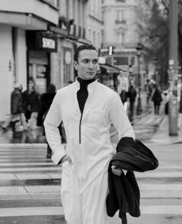 Hatem Alakeel in Paris