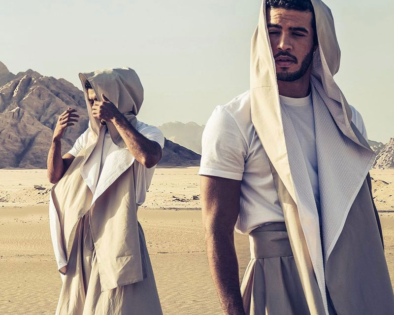 """BY WOMEN FOR MEN """"/ Building a Saudi men's wear echo system with Authenticite"""